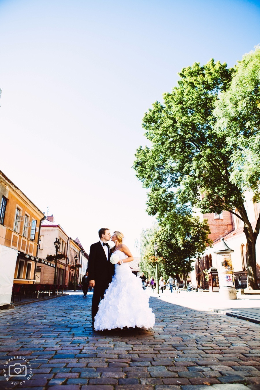 Lithuanian Destination Wedding Photography, Quirky wedding photography