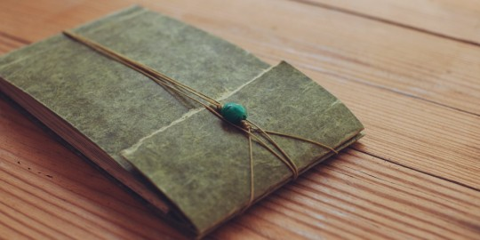 Earthly Eco Friendly Wedding Album, The Vintage Collection