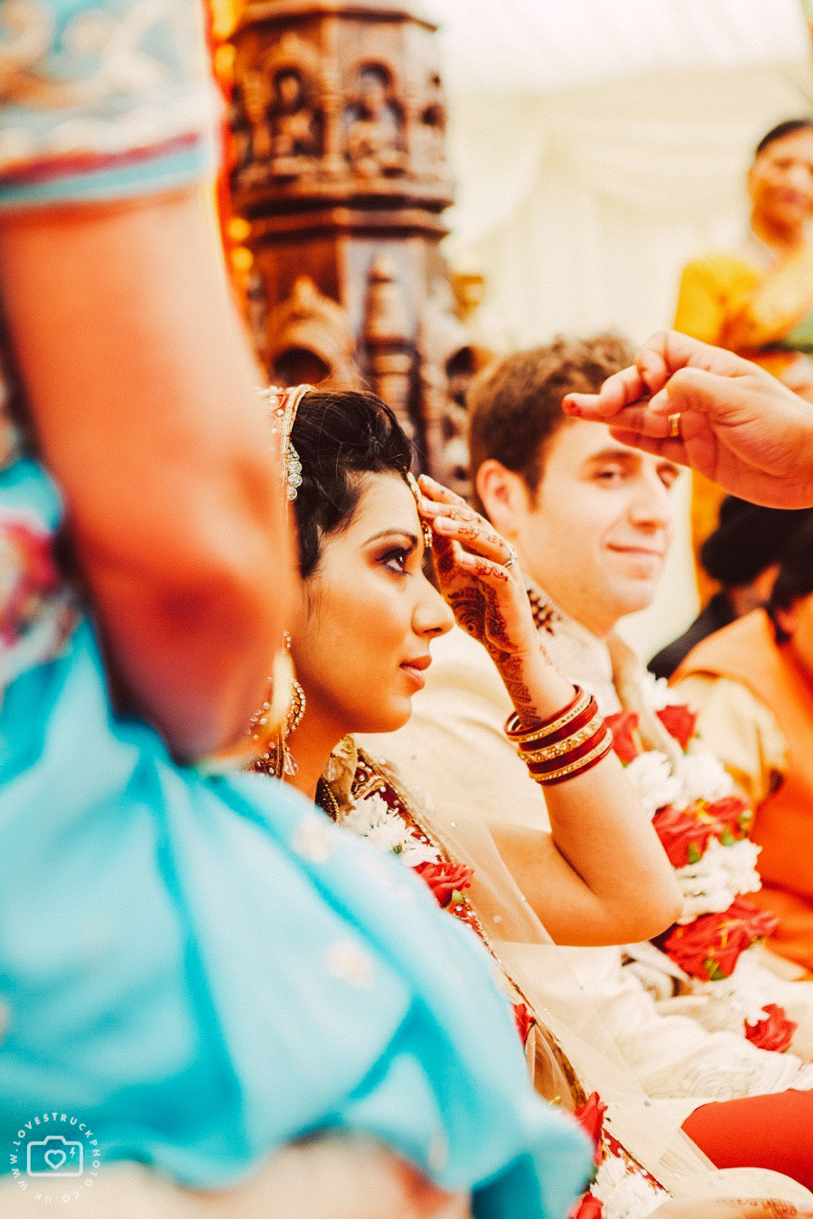 hindu ceremony photography ireland