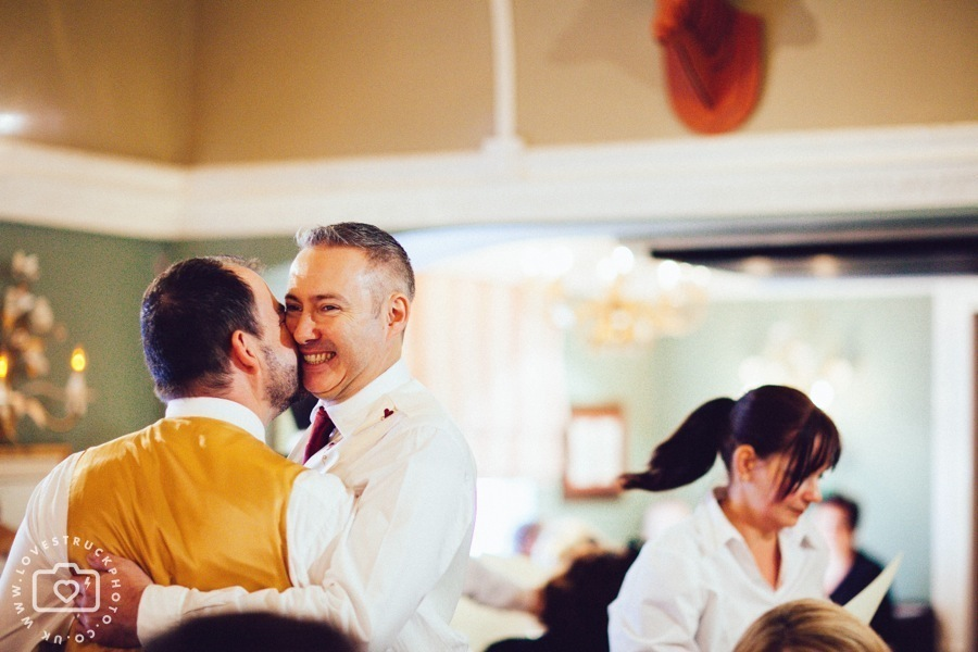 quirky wedding photography, gay wedding photography gloucester