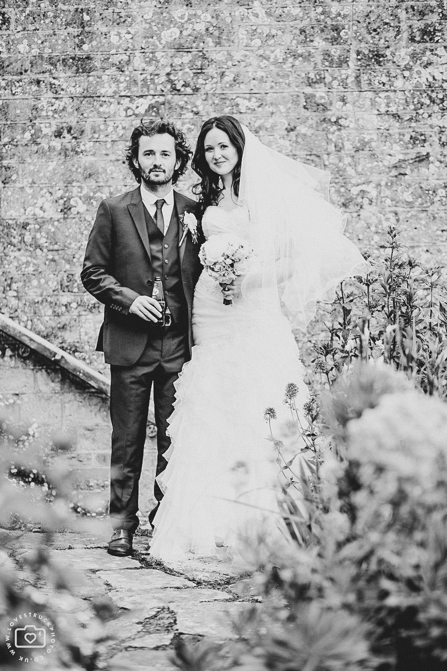Symondsbury Manor wedding photography, dorset wedding photographer, quirky wedding photography