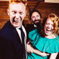 quirky wedding photobooth photography