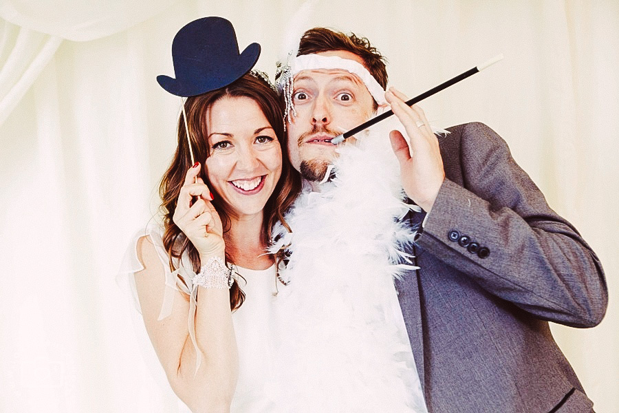 oxfordshire wedding photobooth