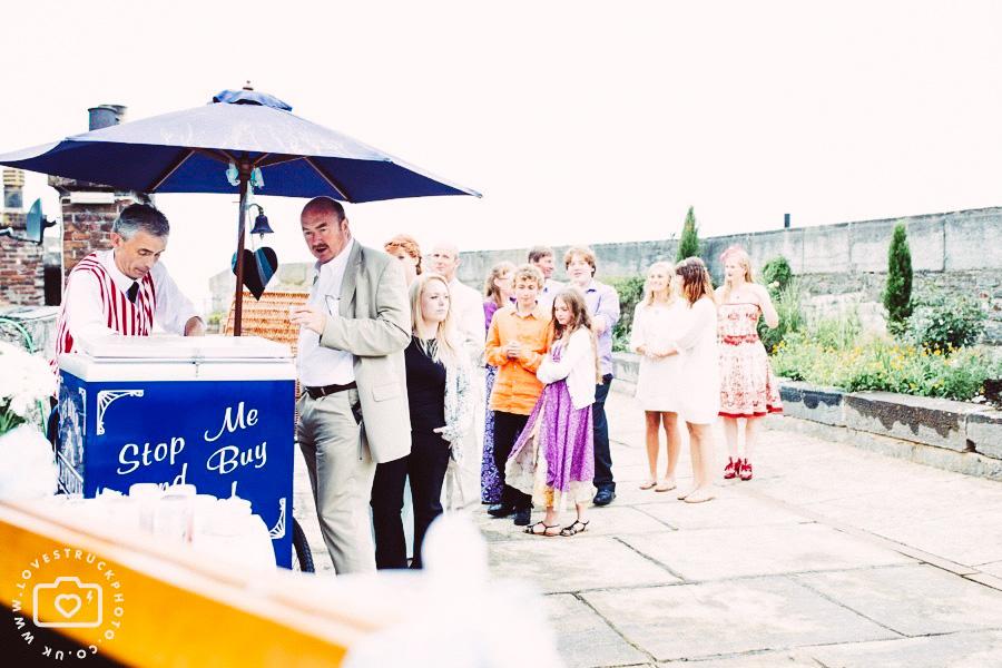 polhawn fort wedding photos