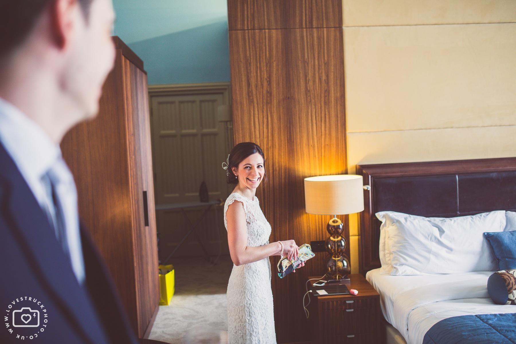 London St Pancras Renaissance Hotel Wedding, St Pancras Chambers Wedding