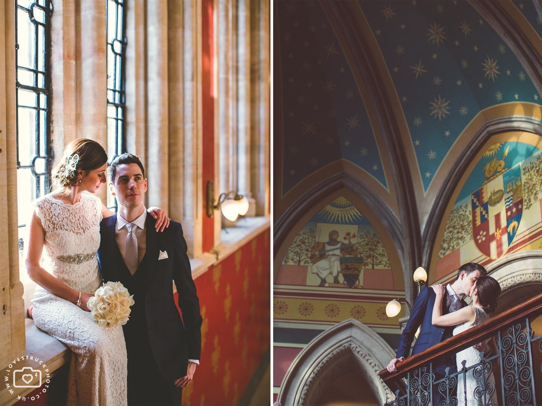 London St Pancras Renaissance Hotel Wedding, Renaissance Chambers Wedding