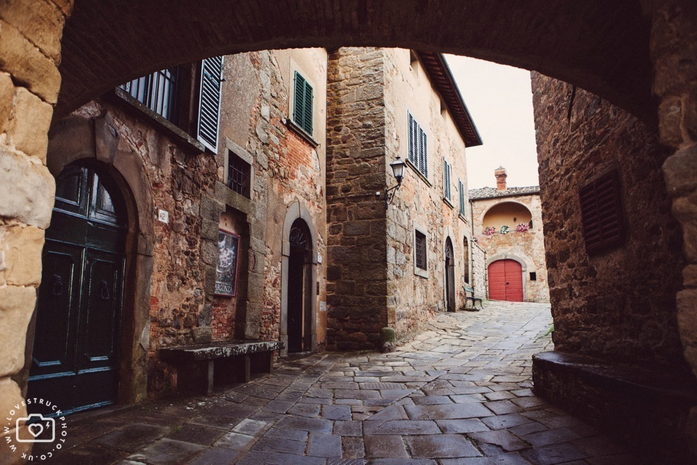 Castello Di Gargonza Wedding Tuscany