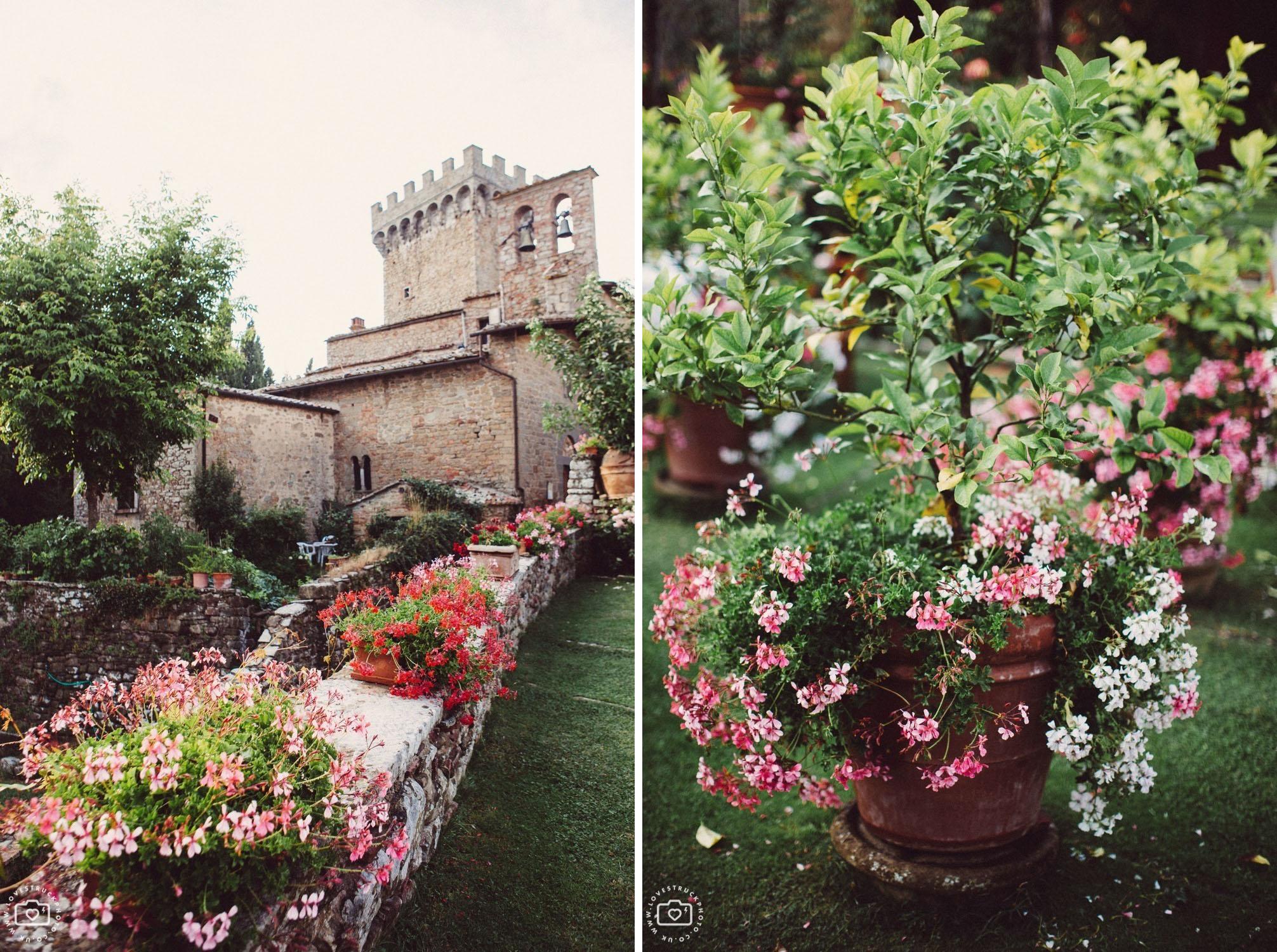 Castello Di Gargonza Wedding Venue