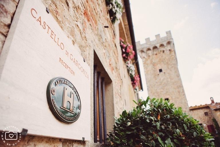 Castello Di Gargonza, Arezzo Wedding Venue