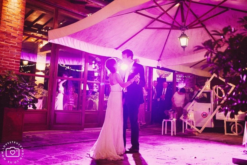 Tuscany Wedding Photographer, First Dance