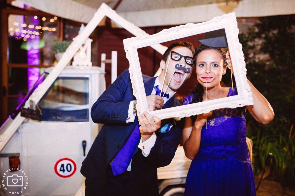 Destination Wedding Photography Photobooth