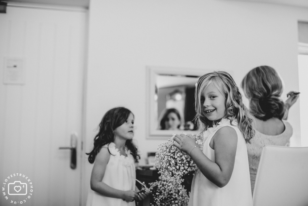 bride getting ready portraits, gloucester wedding photography