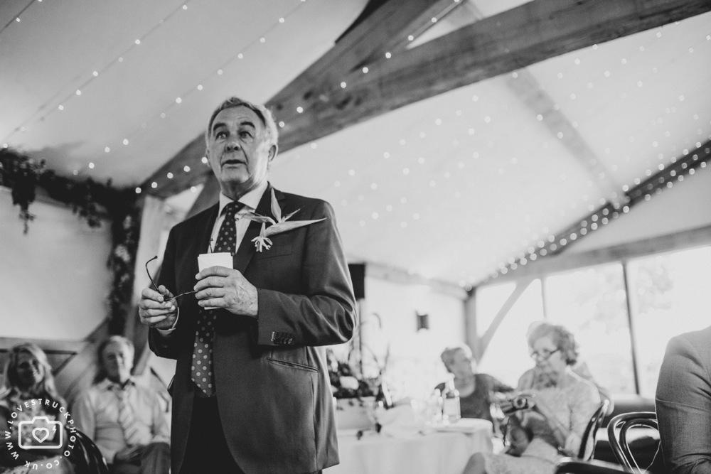 cripps barn speeches, gloucester wedding photography, fun wedding photography