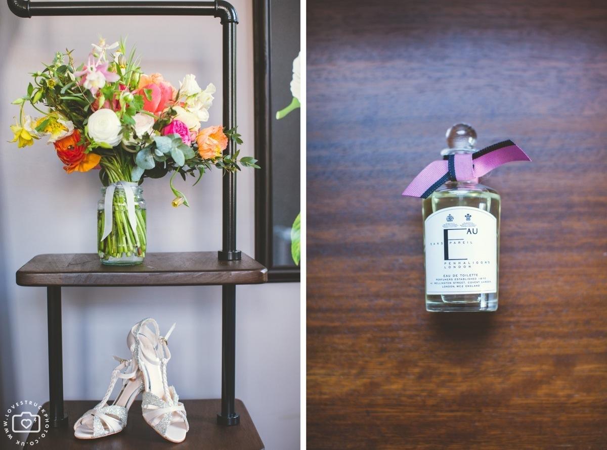 The Zetter London Wedding, Highbury & Islington wedding, quirky wedding photography