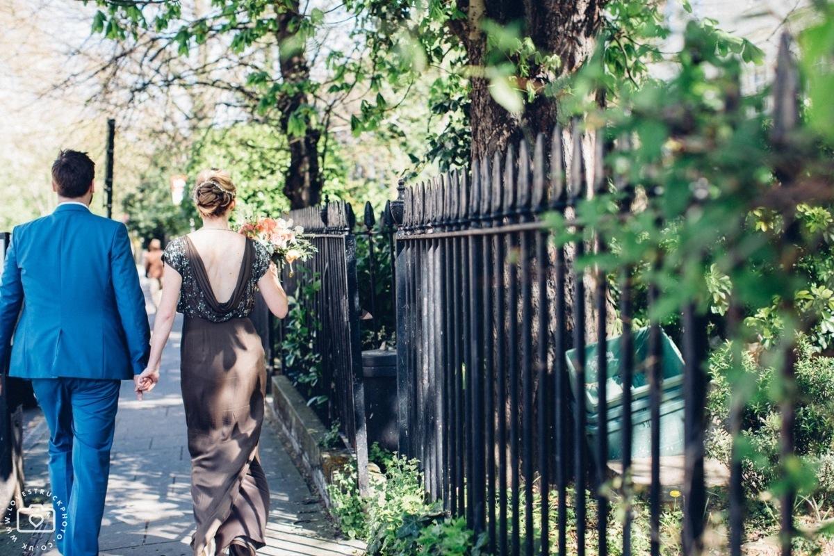 islington wedding photographer, quirky london wedding photogragper