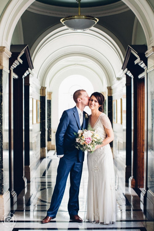 Islington Town Hall Wedding, Rock N Roll Wedding, alternative london wedding, islington town hall wedding ceremony photos