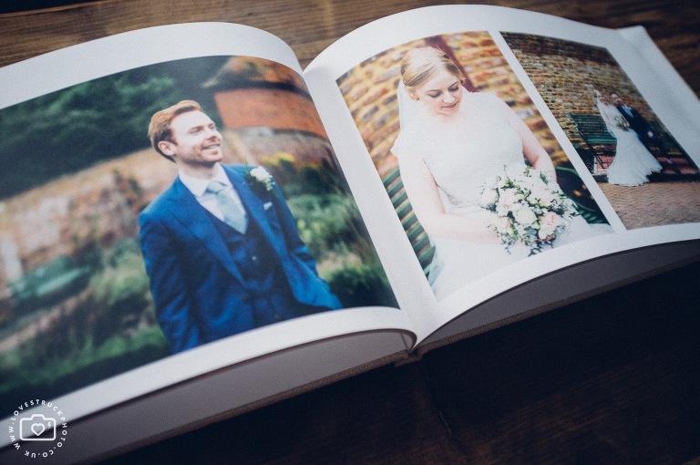 eco wedding albums, vintage wedding albums, lovestruckphoto, london wedding photographers