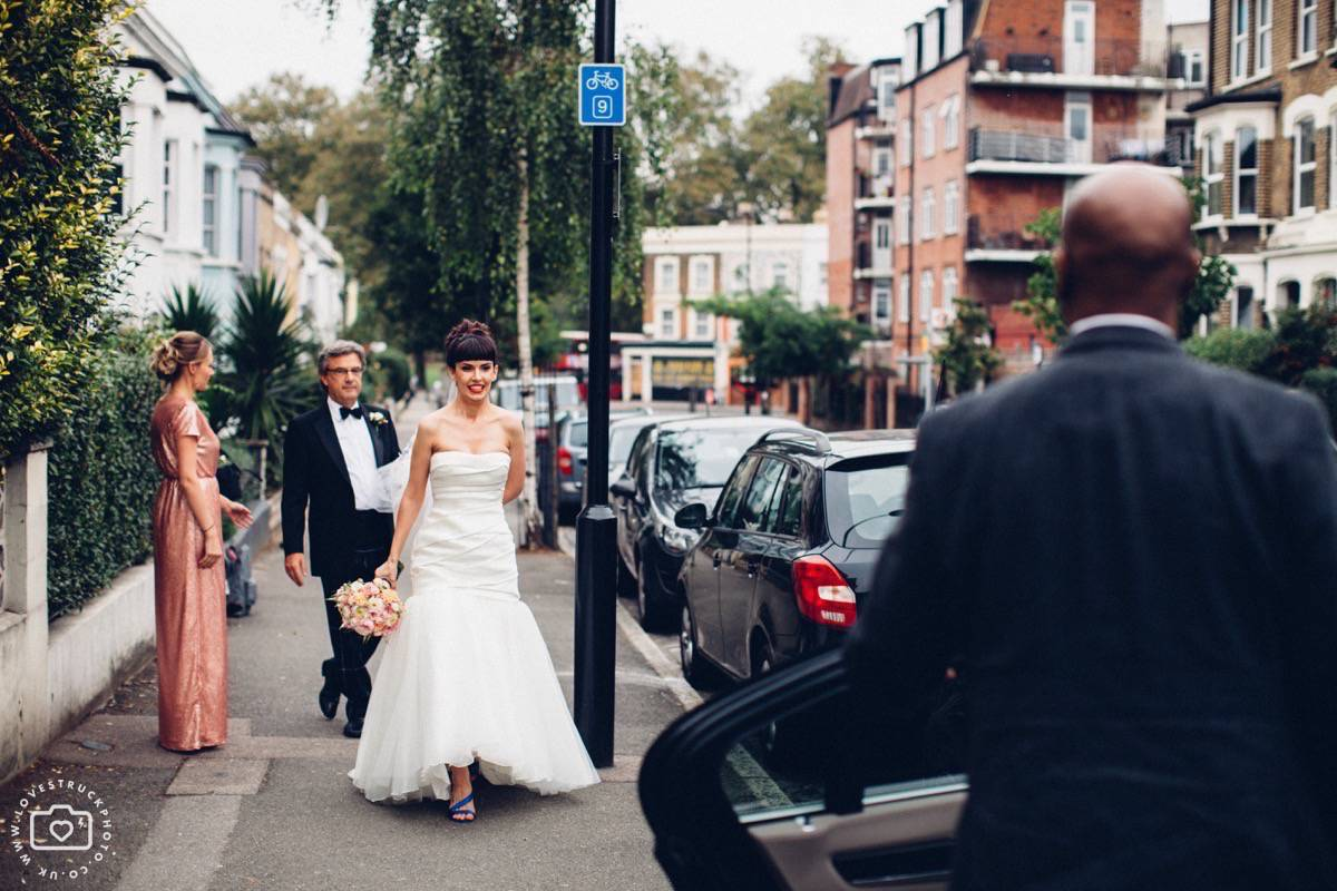 london wedding, cool london wedding, chic london wedding, london bride