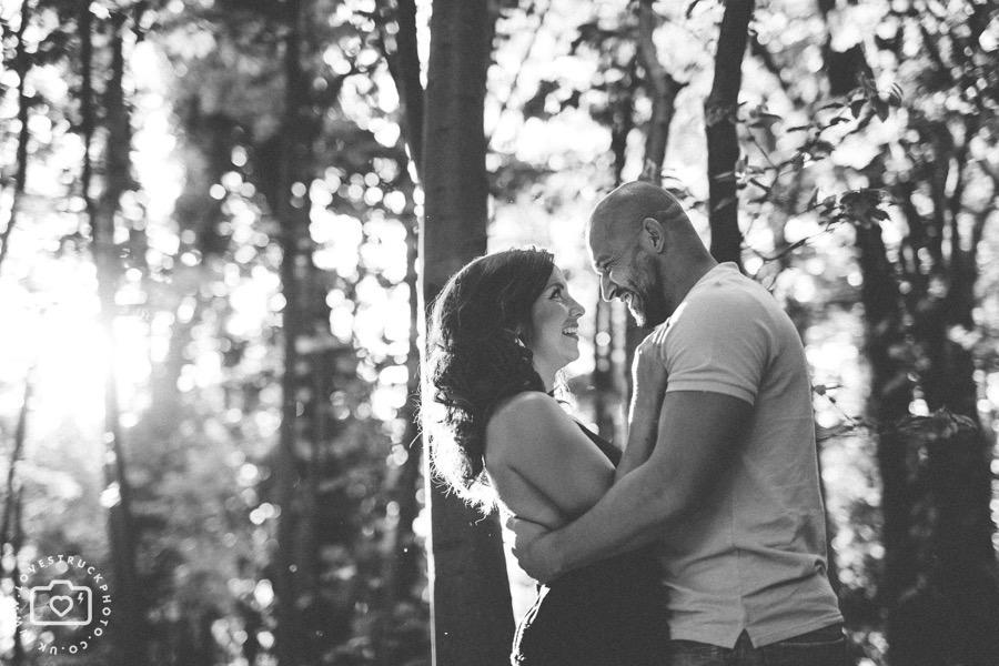 forest pre wedding shoot, woodlands pre wedding couple shoot, engagement photoshoot london, engagement portrait shoot london