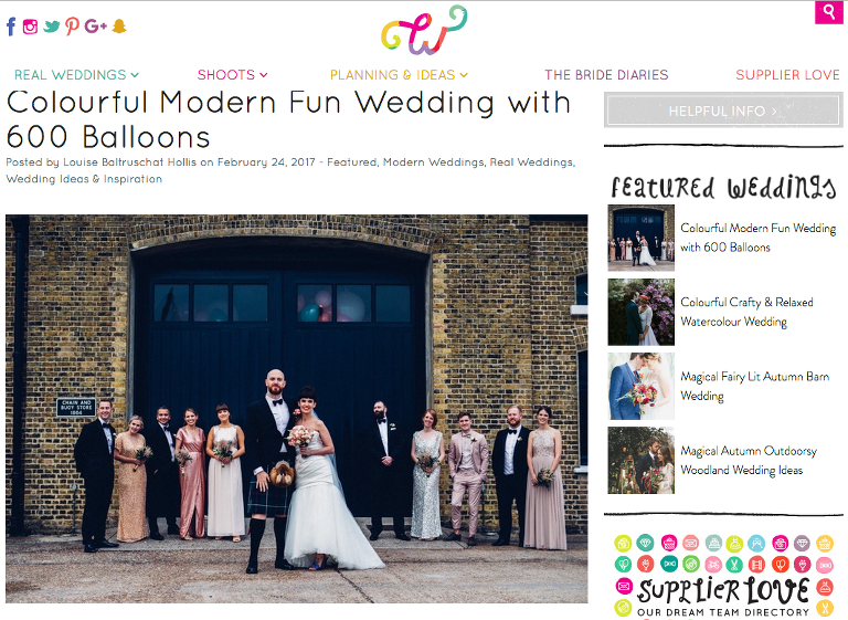 Trinity Buoy Wharf Wedding, East London Wedding, Boho Wedding, Industrial Wedding