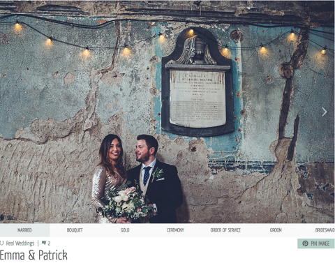 The Asylum Wedding Peckham, Asylum & Maverick Projects Wedding London