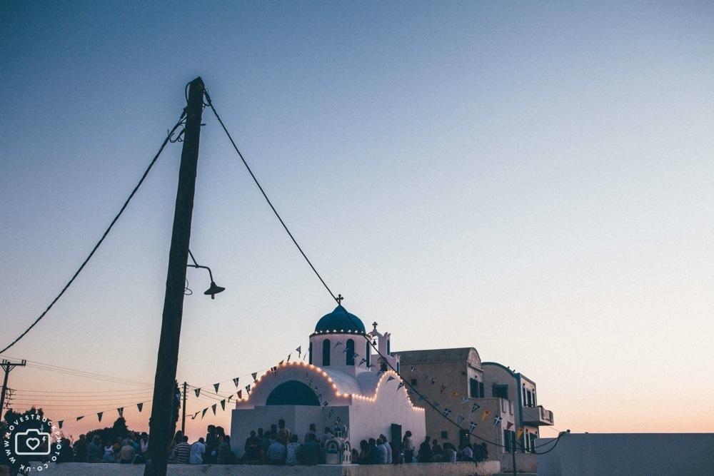 santorini sunset wedding, destination wedding photography, lovestruckphoto